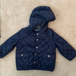 Gap quilted coat